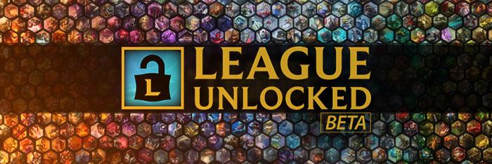 League Unlocked
